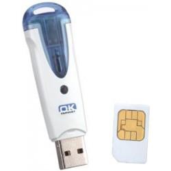 Omnikey 6121 lettore Sim Card USB